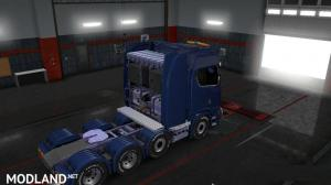 Reworked Scania R 2016 by Fabor, 1 photo