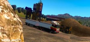 Reworked Scania RJL Truck and Trailer 1.34 & 1.35, 2 photo