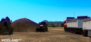 Reworked Scania RJL Truck and Trailer 1.34 & 1.35, 1 photo
