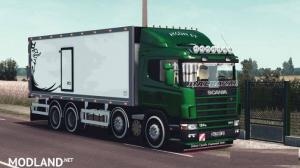 Scania 124G Thermo