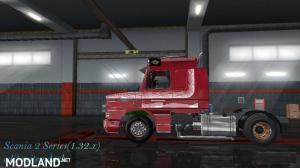 Scania 2 Series  112 - 142 edit mjtemdark [1.32.x], 1 photo