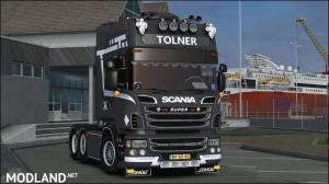 Scania R560 Tolner, 1 photo