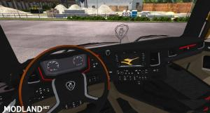 Scania S730 2017 with Real Interior, 2 photo