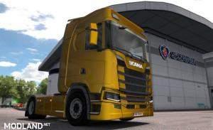 Scania S730 2017 with Real Interior, 3 photo
