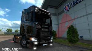 Scania S730 V8 New Generation, 1 photo