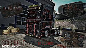 Scania Schubert v 2.1 by Afrosmiu, 1 photo