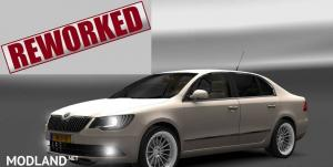Skoda Superb Reworked