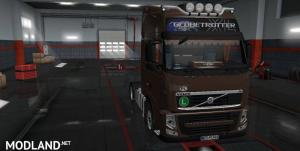 Volvo Globetrotter FH 12 for 1.36, 1 photo