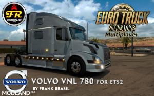 Volvo VNL 780 Reworked V1.26x , 1 photo