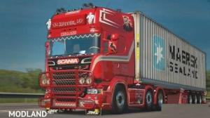 "Scania R450 'Weeda Penoza"", 1 photo"