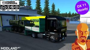 RENAULT AE MAGNUM ETS2 1.35.x DX11, 2 photo