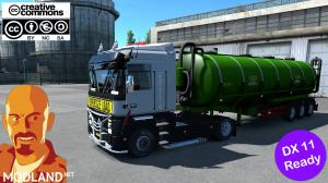 RENAULT AE MAGNUM ETS2 1.35.x DX11, 1 photo