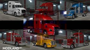 American Trucks Bundle for ETS2, 1 photo
