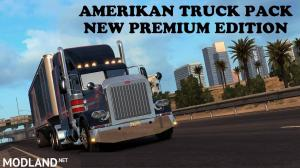 American Truck Pack - New Premium Edition (1.31, 1.32), 1 photo