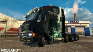 Freightliner Argosy 8×4