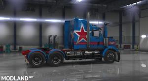 Western Star 4800 by RTA Mods  for v1.24.x 1.25.x, 3 photo