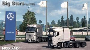 Big Stars - Actros/Arocs SLT V1.5.5.1 [1.35], 2 photo