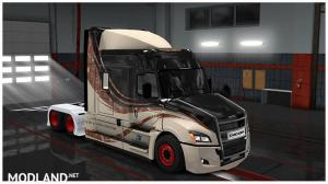 Freighliner Cascadia 2018 by Conbar, 2 photo