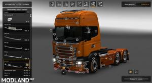 Scania P & G Series v1.1 (1.32, 1.33), 1 photo