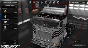 Scania S730 with interior 2.0, 5 photo