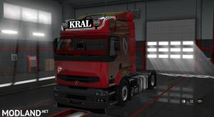 Scania S730 with interior 2.0, 4 photo