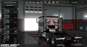 Freightliner FLB v2.0.6 Edit by Harven 1.35.x, 2 photo