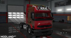 Scania S730 with interior 2.0, 2 photo