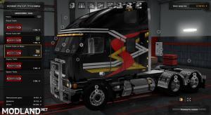 Freightliner Argosy v 2.4 ETS2 1.35, 3 photo