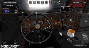 Freightliner FLB  v2.0.5 Edit by Harven 1.34.x, 2 photo
