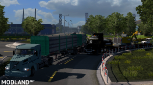 Volvo NH-12 v 1.1 by Cp MorTifIcaTioN ETS2 1.27~1.28, 5 photo