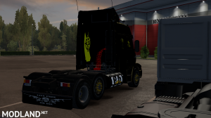 Volvo NH-12 v 1.1 by Cp MorTifIcaTioN ETS2 1.27~1.28, 3 photo