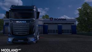 Scania R1000 Mods