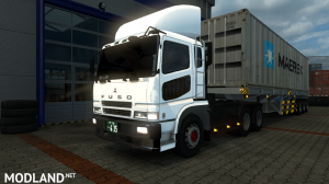 Mitsubishi Fuso SuperGreat V 1.320, 2 photo