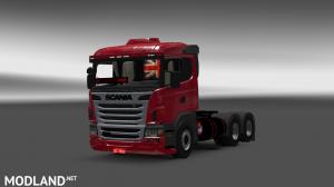 Scania G380, 1 photo