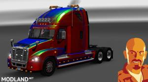 FREIGHTLINER CASCADIA ETS2 1.27.x, 2 photo