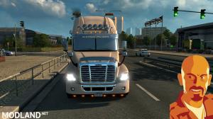 FREIGHTLINER CASCADIA ETS2 1.27.x, 4 photo