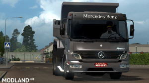 Mercedes Benz Atego 2425, 1 photo