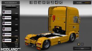 SCANIA Mega Mod - 1.31.x, 2 photo