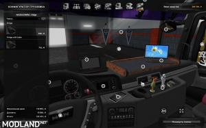MAN TGX Reworked v2.5 1.36, 3 photo