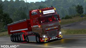 Ronny Ceusters Transport DAF [1.32-1.33], 1 photo