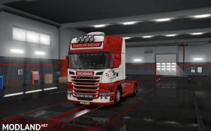 Scania R480 Frank De Ridder v 2.1 Fixed 1.34, 1 photo