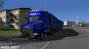 Scania S New Gen Tcab V2.5, 1 photo