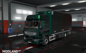 Rigid chassis pack for all SCS trucks v 1.1, 4 photo
