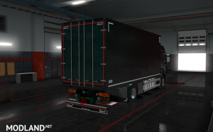 Rigid chassis pack for all SCS trucks v 1.1, 2 photo