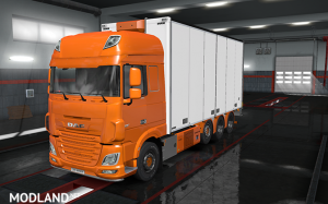 Rigid chassis pack for all SCS trucks v 1.1, 3 photo