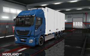 Rigid chassis pack for all SCS trucks v 1.1, 1 photo