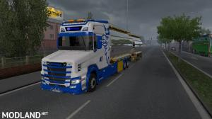 DD Tandem Truck Pack Compatability Mod For Scania New Gen Tcab by Azorax v 1.0, 1 photo