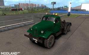 Zil 157 update for 1.35.x, 1 photo