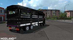 Scania Streamline Kırk Ayak +V8 Ses Modu v 1.0 by IndoorBlueWolf, 1 photo
