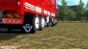 Scania Streamline Centipede +V8 Sound V2.0  By IndoorBlueWolf, 1 photo